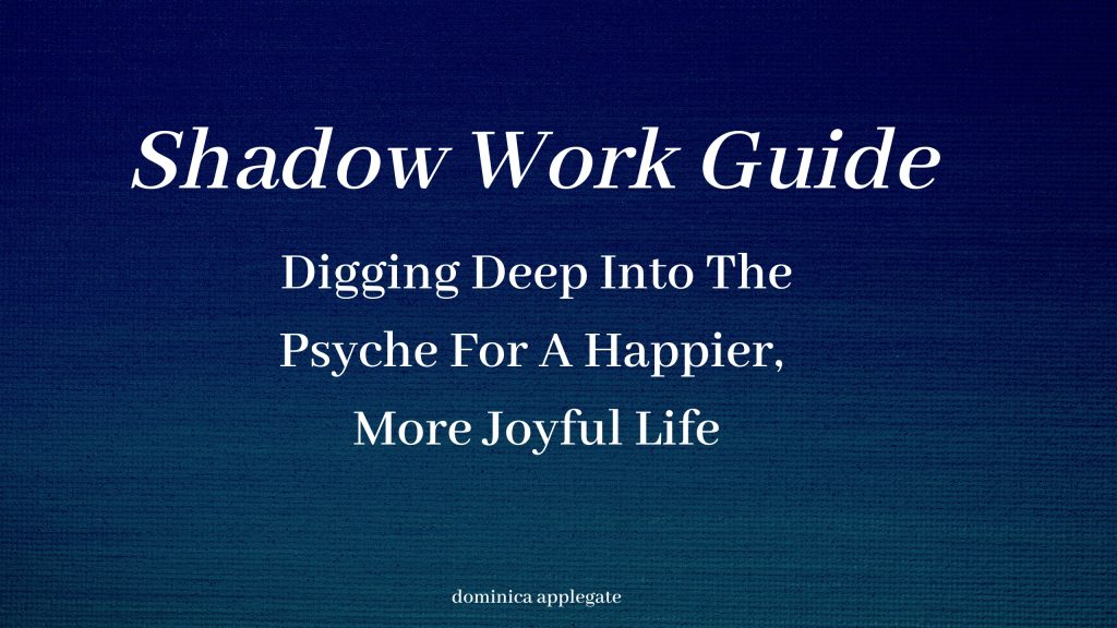 shadow work journal guide
